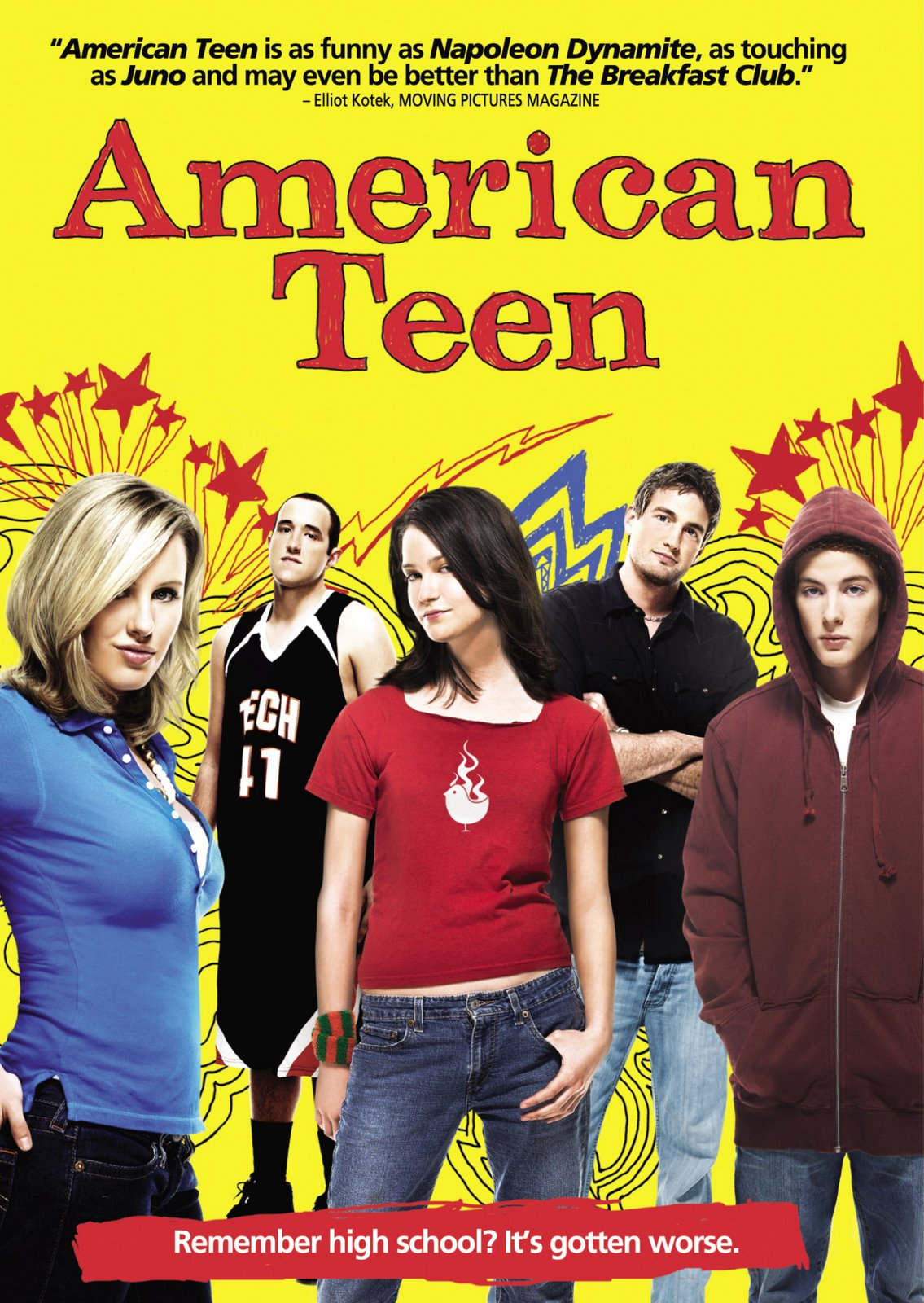 American Teen - Available on DVD/Blu-Ray, reviews, trailers - Flicks.