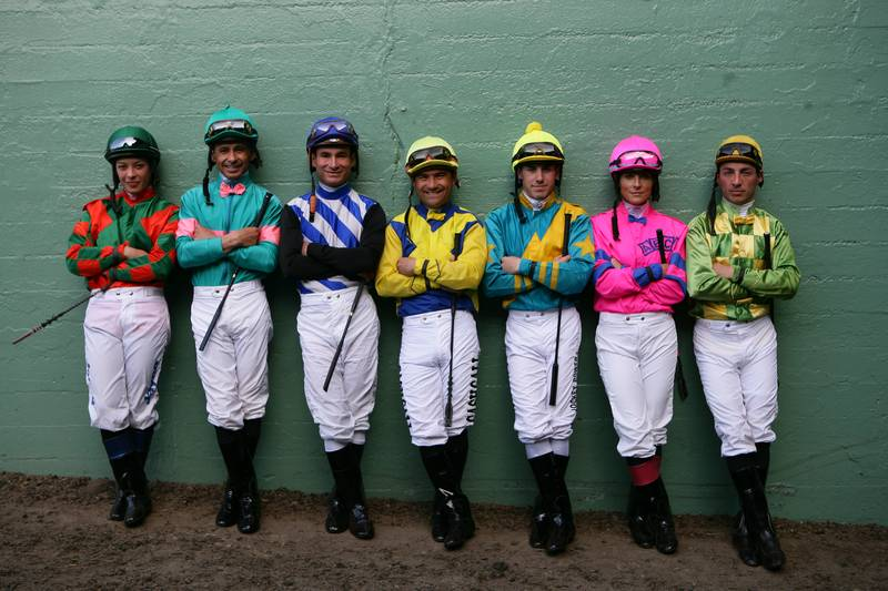 jockeys | ENTER...