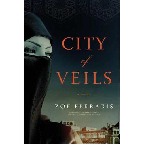 STEELE INTERVIEWS: author Zoe Ferraris | ENTERTAINT REALM