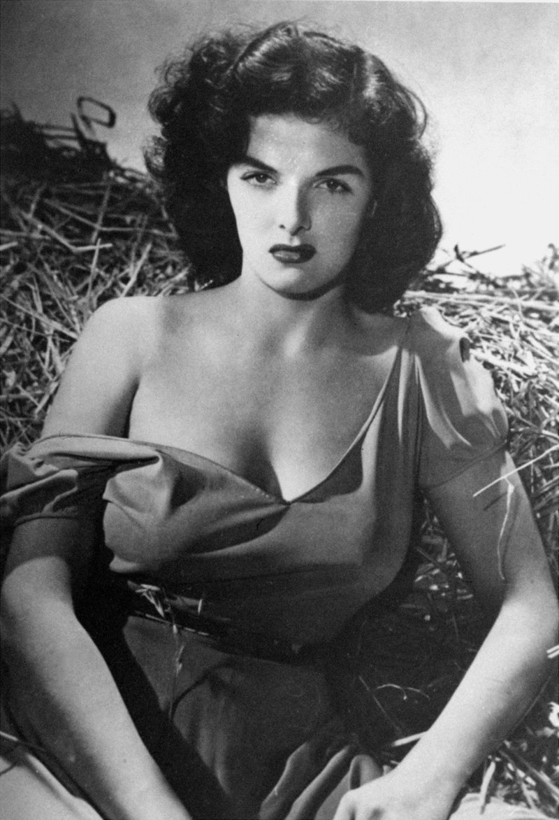 jane russell entertainment realm