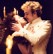 Image of Anna and Count vronsky in Anna Karenina movie