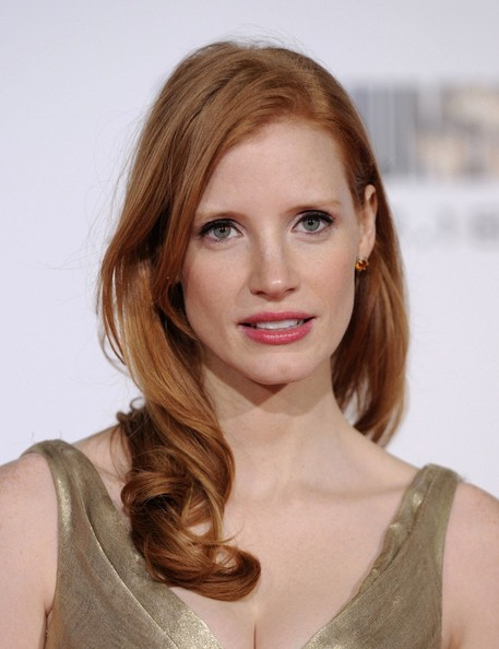 Jessica Chastain Vegan But Married A Leather Fashion Designer