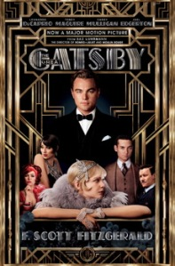 Gatsy movie tie in paperback