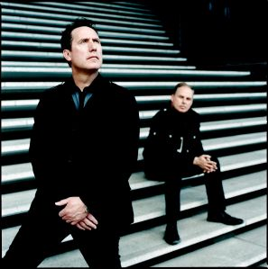 OMD -  Andy McCluskey and Paul Humphreys