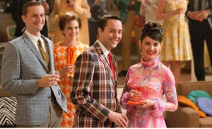 mad men pete and trudy and ken