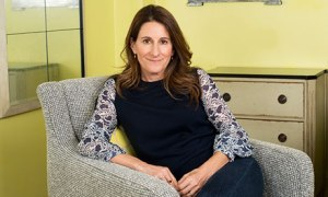 Nicole Holofcener at the Soho Hotel, London