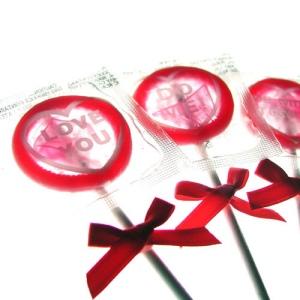 condom pop