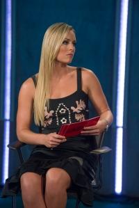 guest judge Lindsey Vonn