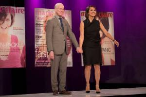 tim gunn and anne fulenwider