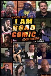 i am road comic