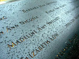 Madeline Amy Sweeney 9-11 Memorial