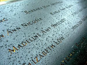 Madeline Amy Sweeney 9-11 Memorial
