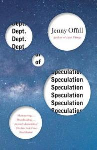 dept of speculation