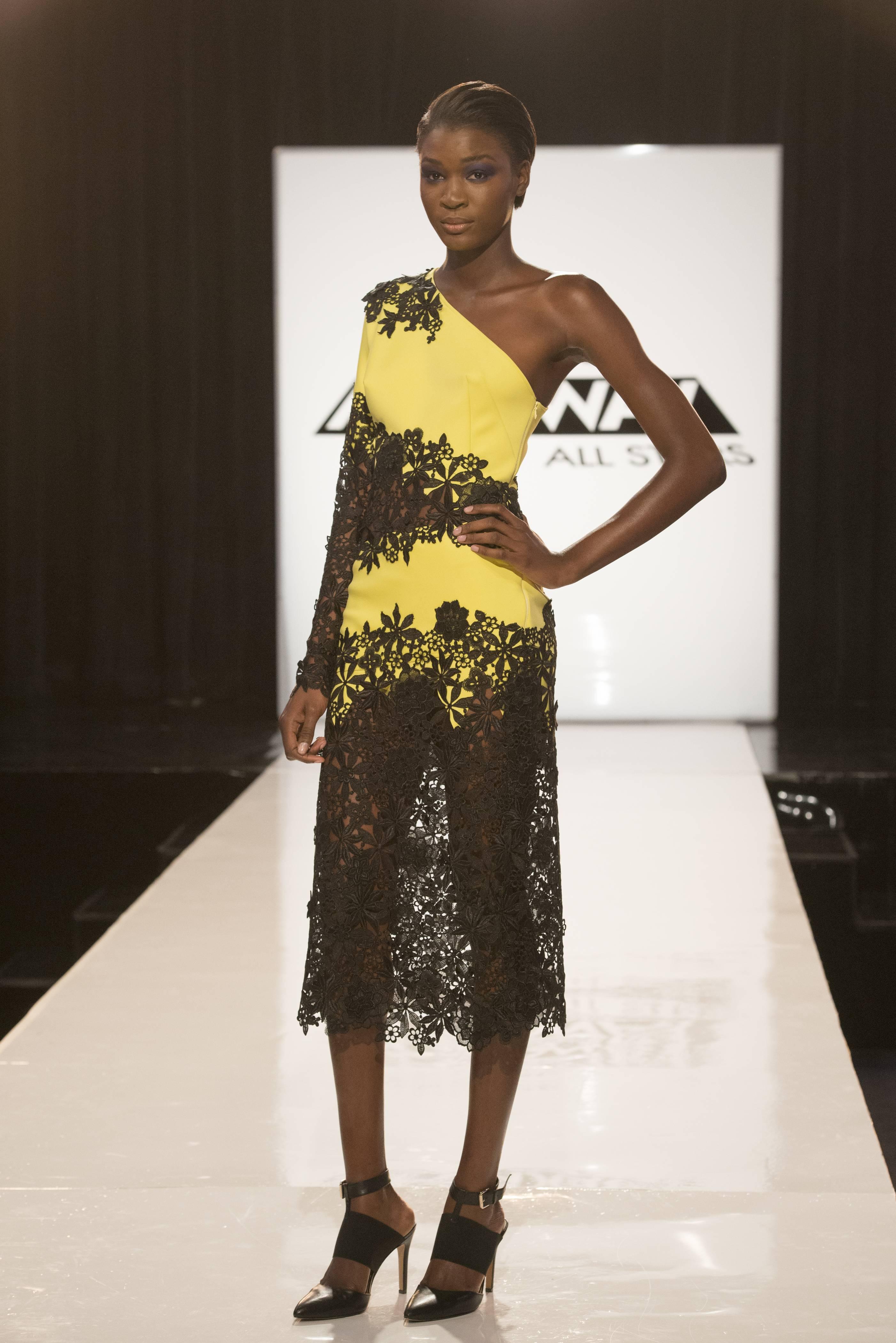 Yellow Dress Tumblr