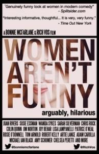 WomenArentFunnyPoster-226x350