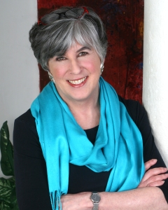 author Hallie Ephron; photo by Lynn Wayne