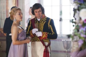 Gillian Anderson and Stephen Rea star in War and Peace