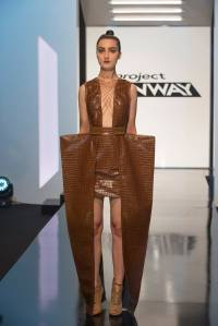 Kelly's winning Avant Garde design inspired by the Brooklyn Bridge